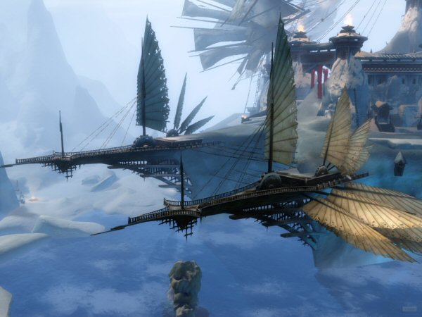 On the upside, those high-level quest zones look pretty amazing.