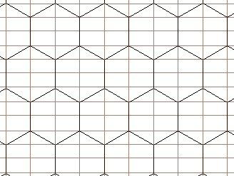 printable hex paper