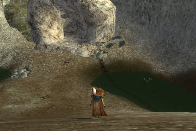 I know Hobbits are supposed to like tunnels but... pass.