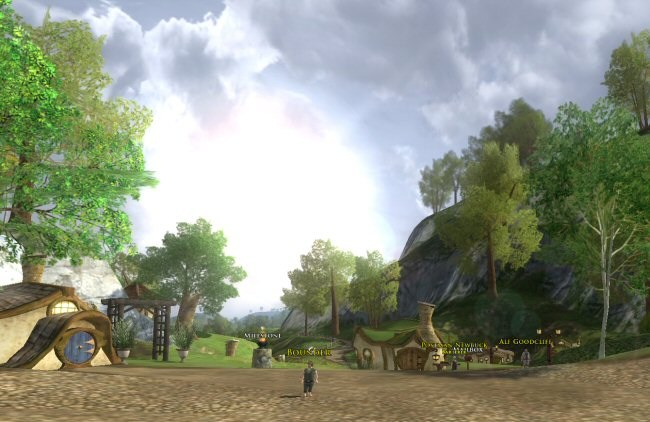 This game turn 9 next week, and it still looks great, because they focused on art design rather than raw graphics.