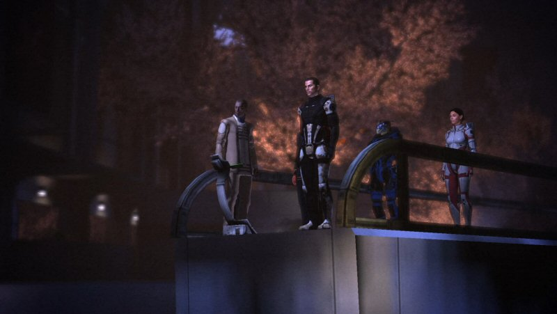 Remember Shepard, Spectres represent an ideal: That power without oversight or accountability is pretty damn awesome.