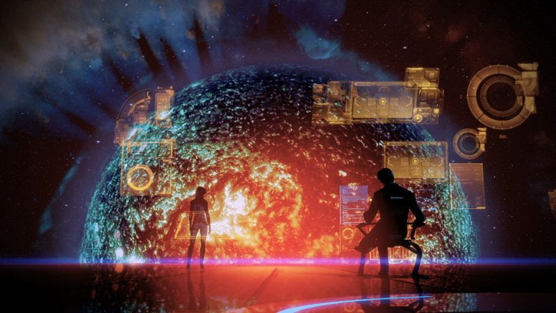 Mass Effect 2 does itself no favors by opening with the two most irritating characters in the game.