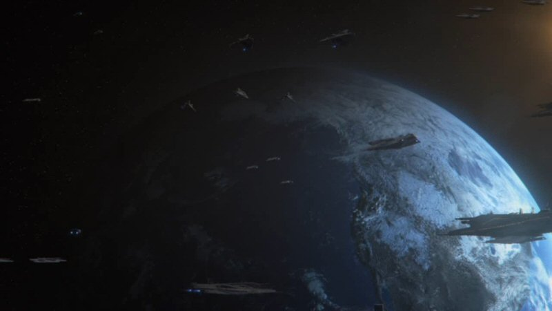 Wow. The writer decided to take the story to Earth? I can`t wait to see what the political and cultural situation is there. Imagine the stories they`ll tell about how the world works in the future. How does life on Earth compare to life on the Citadel? This is going to be amazing.