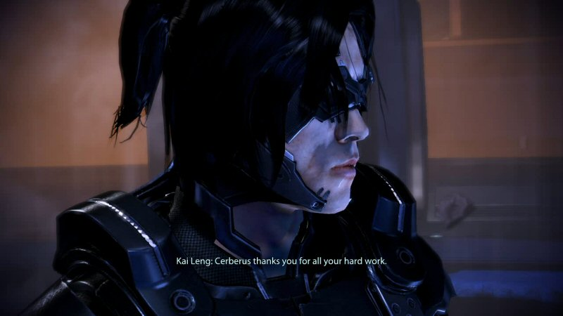 The writer isn't mocking Shepard. Or the player. It feels like the writer is mocking this entire genre of fiction.