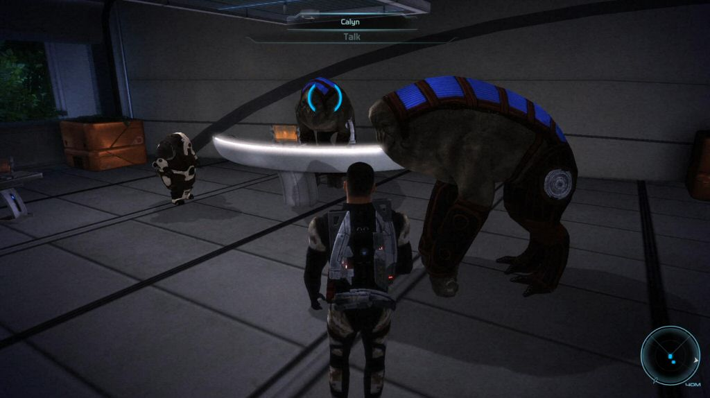 C'mon guys, come to Andromeda with me. I promise it'll be... interesting.