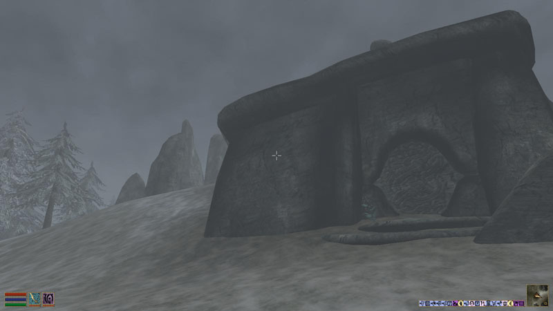 I don't know if this is 100% crazy nostalgia, but the snow island in Morrowind's expansion feels more genuinely cold than anywhere in Skyrim.