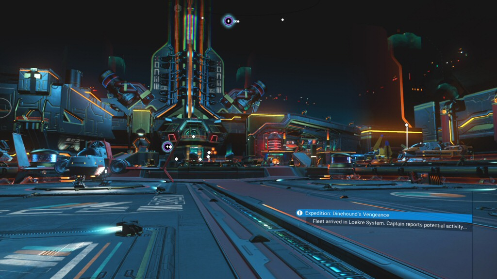 Here's another shot of the new Anomaly. It's a cool place!