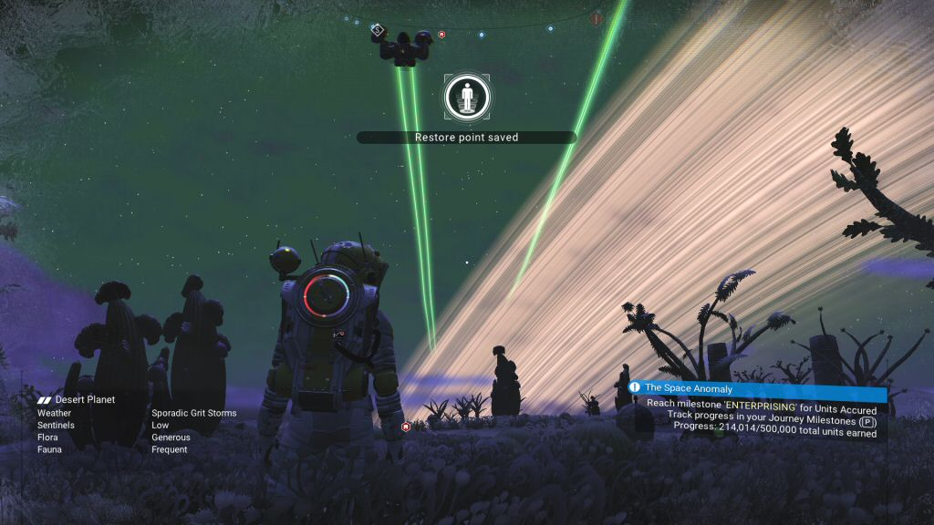 Planetary rings are a cool new feature.