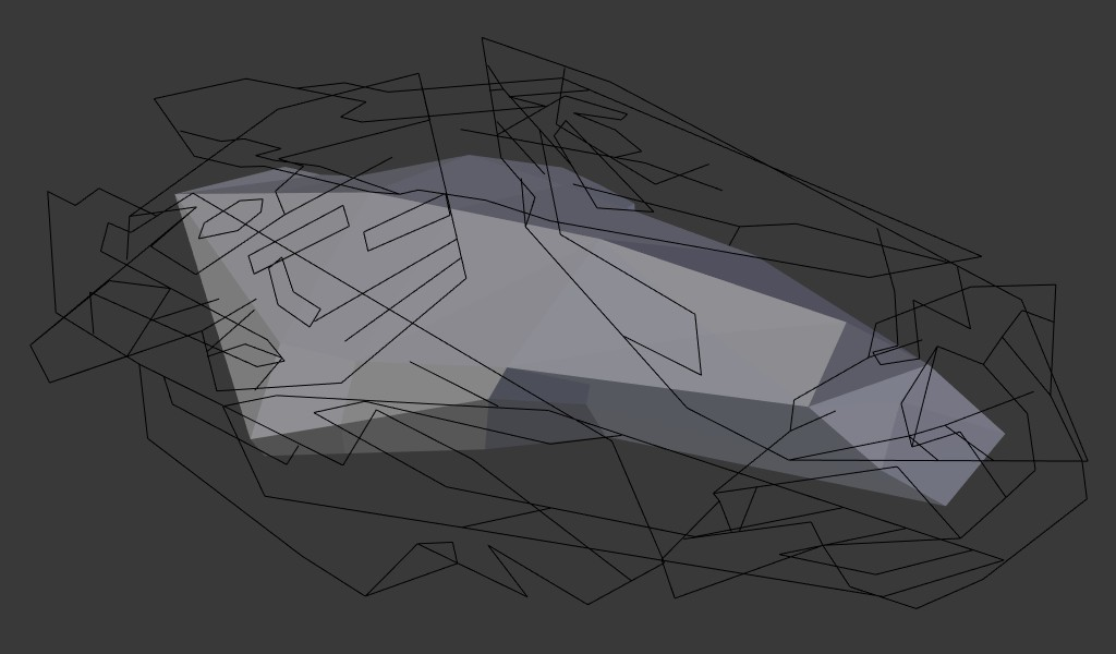 Very rough. Very... surface?