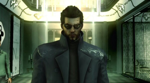 Deus Ex: Human Revolution: Entering a clinic LIKE A BOSS.