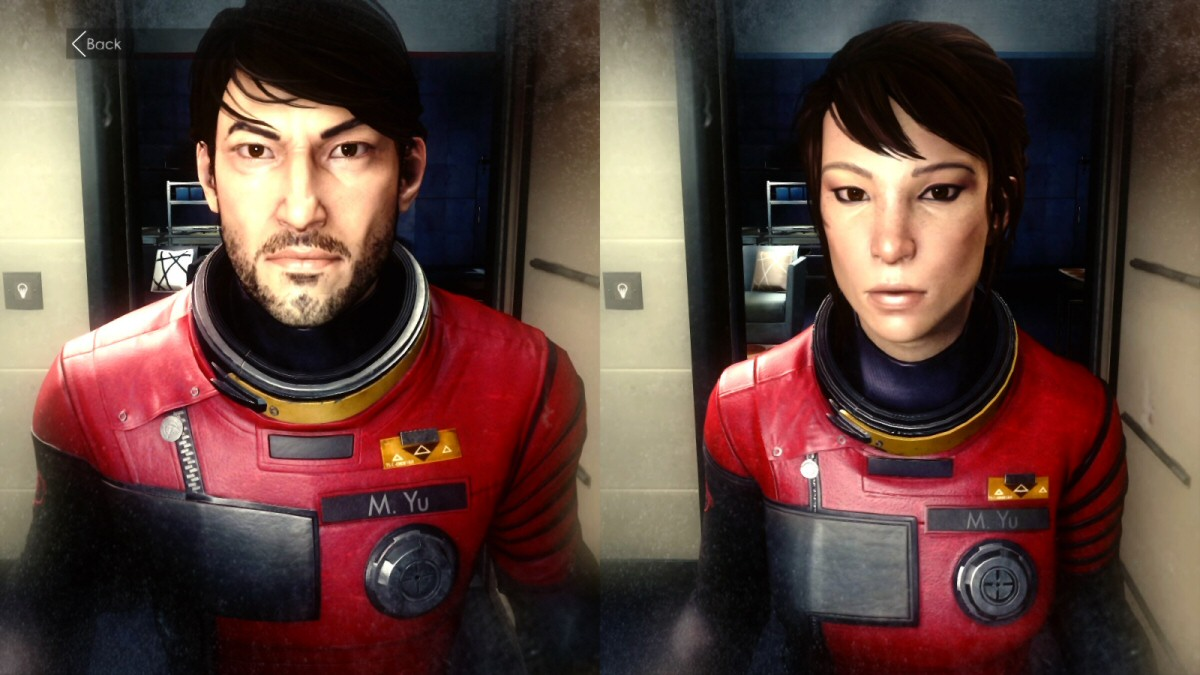 Unlike Commander Shepard where I favored Jennifer Hale's performance over Mark Meer's, I don't have a strong preference between these two. They're both good.