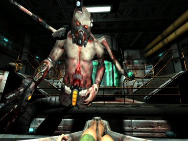 Quake 4: Stroggification