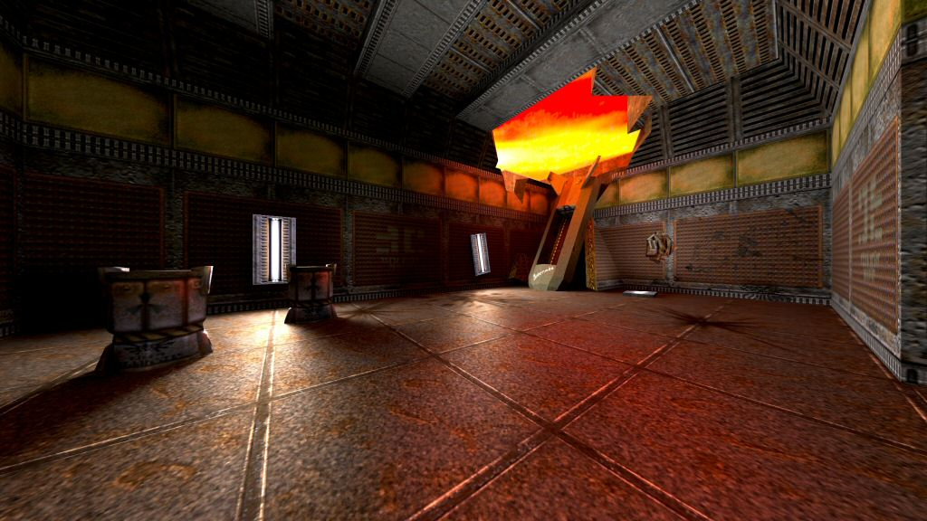 I really do think Quake II is the best of the Quake series, even without this mod.