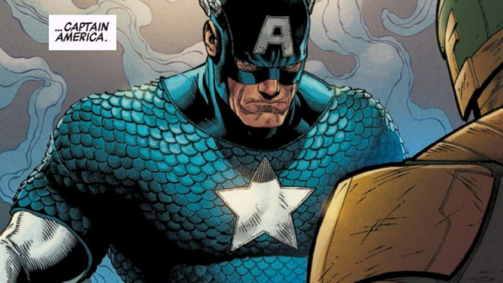 I never gave Cap a second look as a kid. I thought he was for super-patriotic types and that wasn't my style. The Marvel movies have really sold me on his big blue boy scout routine.