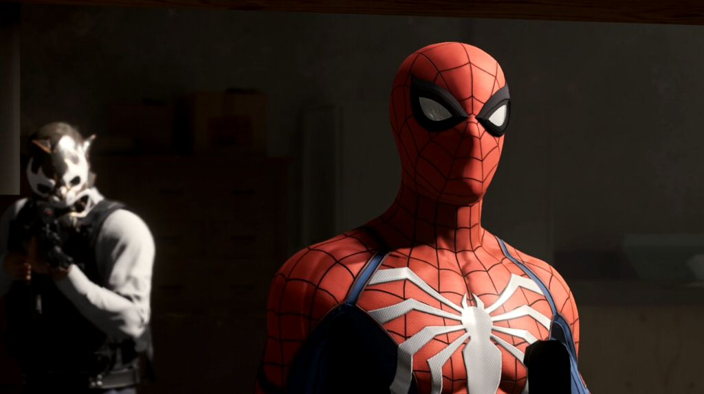 Where did this guy come from? Why didn't he set off our hero's Spider-sense? Why doesn't he shoot Spider-Man when he has the chance? Why is he STILL not setting off his spider-sense? Why does Spider-Man surrender when gameplay has already established that he can dodge gunfire? I know this is a comic book story, but even the funnybooks have rules.