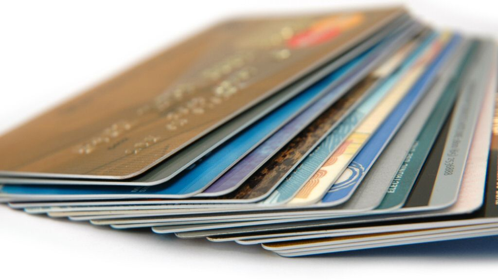 As an extra security precaution, banks have begun issuing extra-blurry cards.
