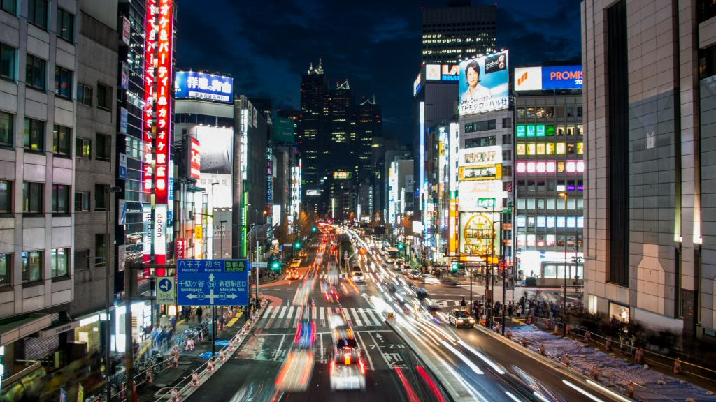 I hear Japan has some other cities besides Tokyo? We should maybe start by looking those up.
