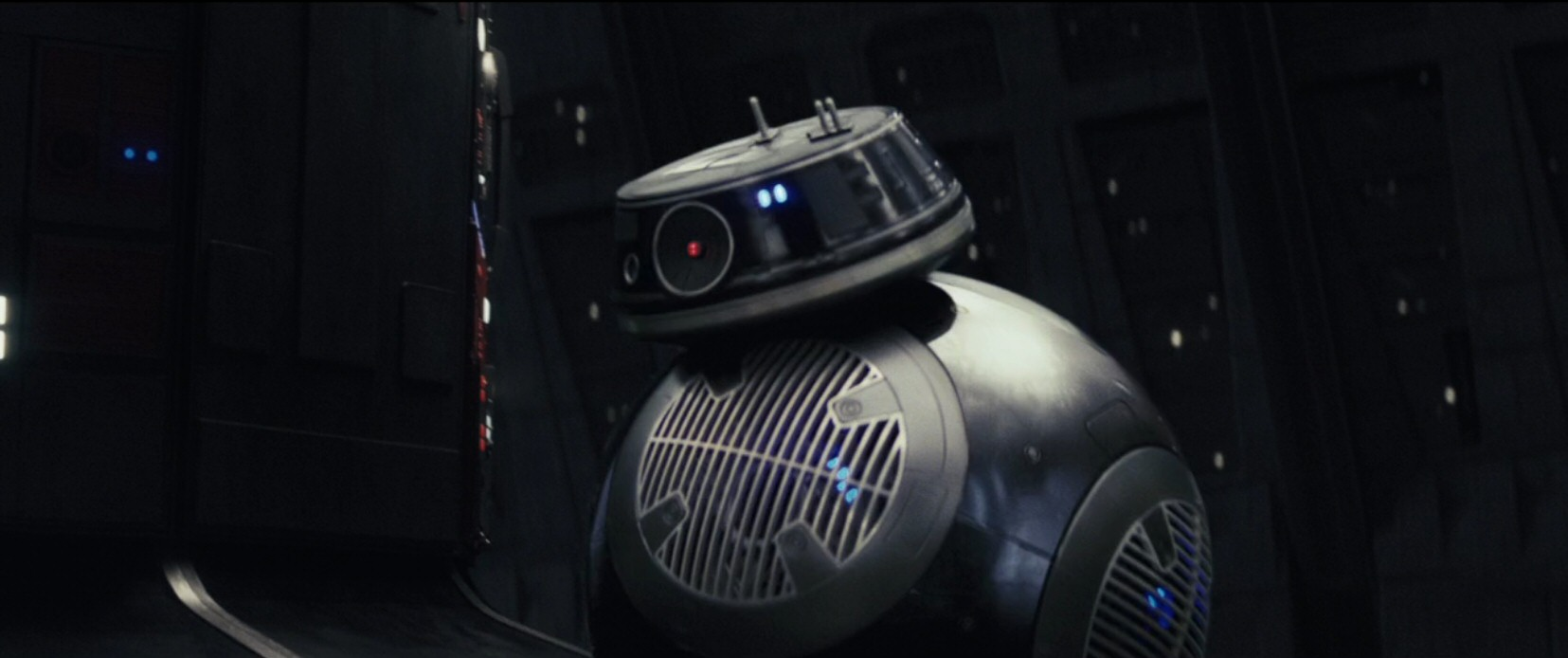 Search your feelings, BB-8. I am your father.