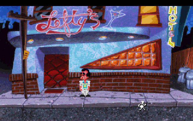 Here is Lefty's Bar from the 1991 remake. Pointless remakes of recent titles are not a new thing!