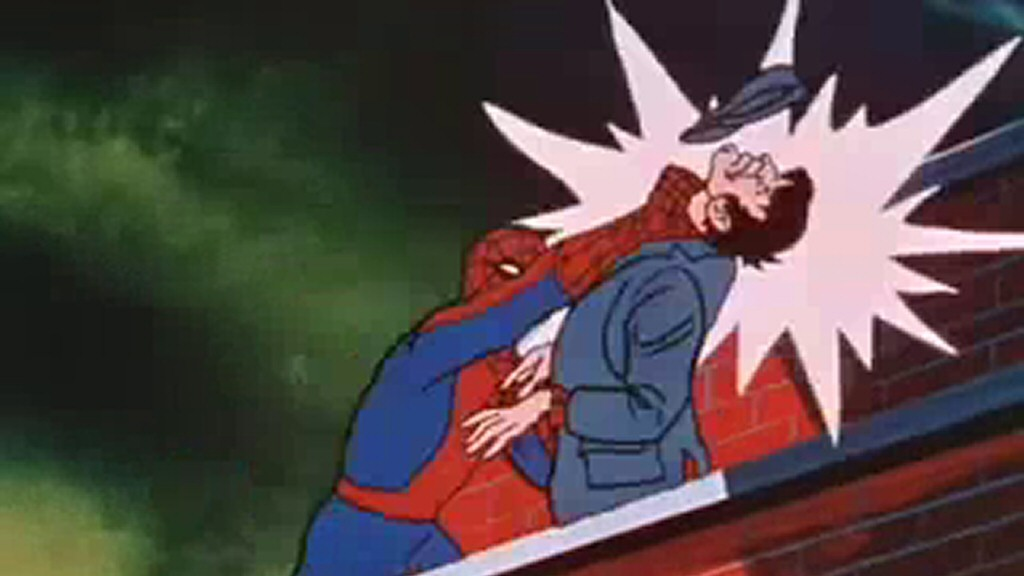 The 70s cartoons are probably what made me a Spider-fan. Ironic, since I think they're pretty much unwatchable now.