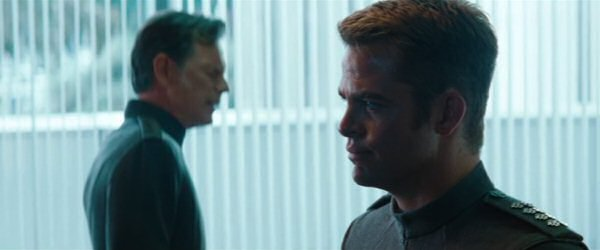 Okay, the movie is dumb. But I have watched the Pike scenes multiple times, and they really do feel like they are part of some other, smarter Trek movie.