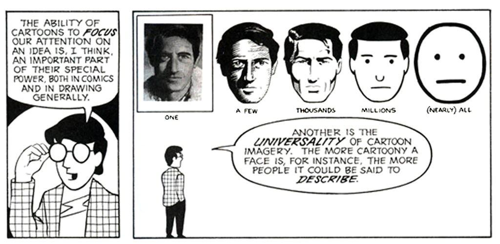 Understanding Comics, Page 31.