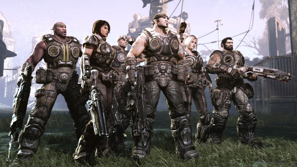 Judging by Gears of War, I'm betting the most common operation is Marine.Shout()