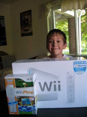 Issac and the Wii