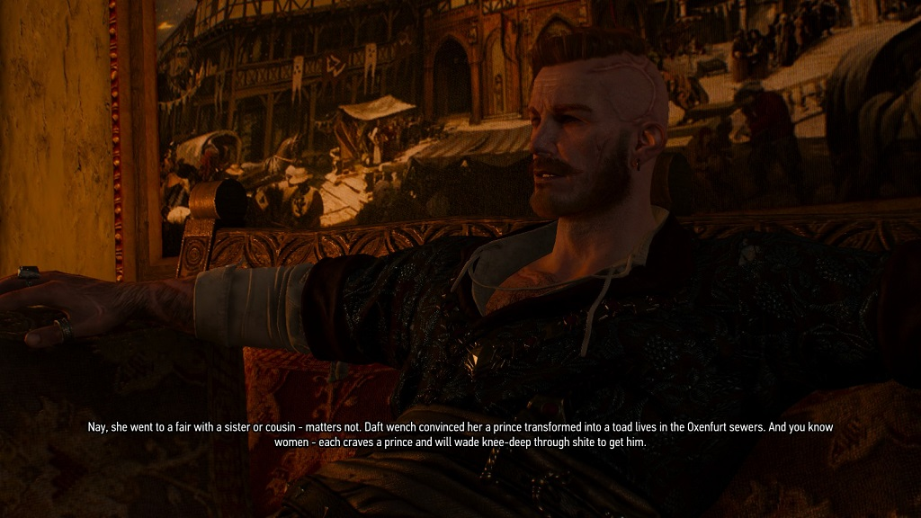 Olgierd von Everec. You can't tell at this resolution, but he has a heart of stone.