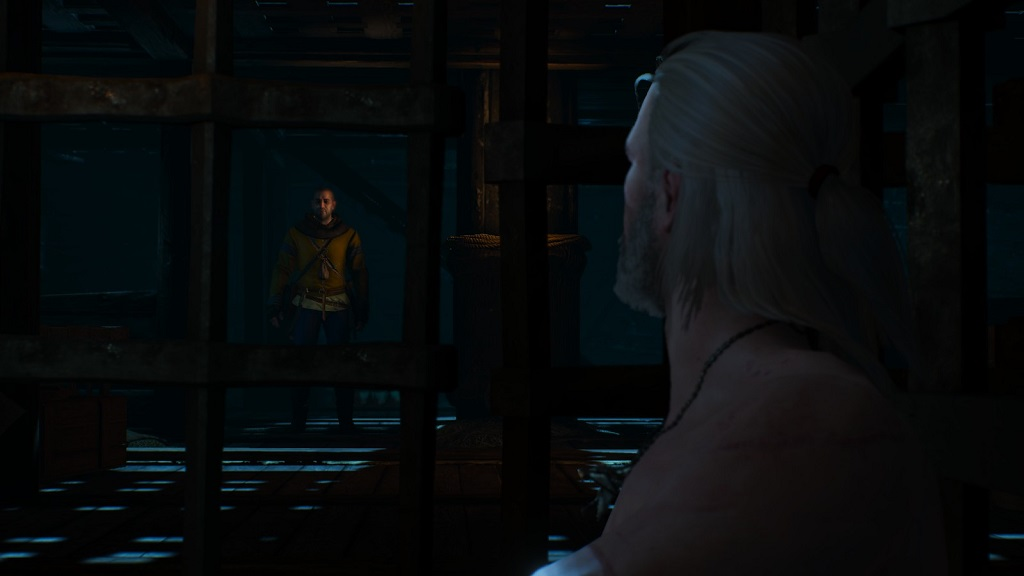 No one since the crones has made me this nervous for Geralt.
