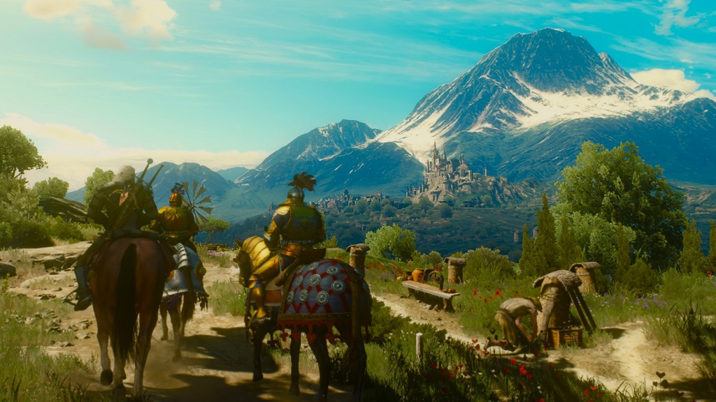 Toussaint: gorgeous, prosperous, charming, and free from war. Why doesn't everyone just move here?