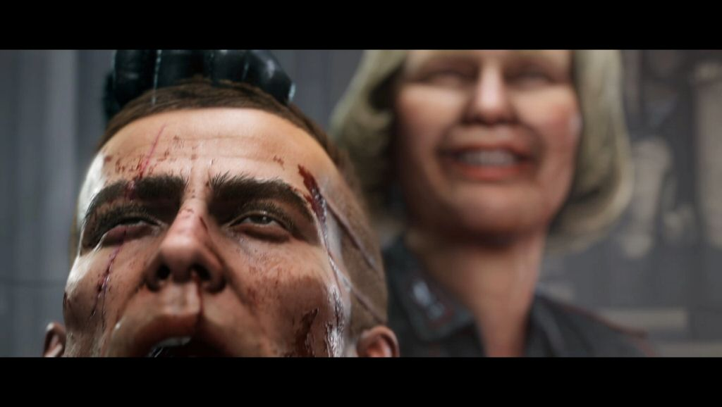 That's not BJ Blazkowicz! The REAL BJ is much taller.